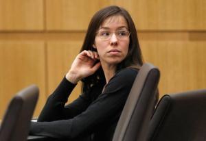 Jody Arias Courtroom
